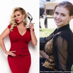 Подробнее: Анна Семенович призналась, что ее кормит грудь