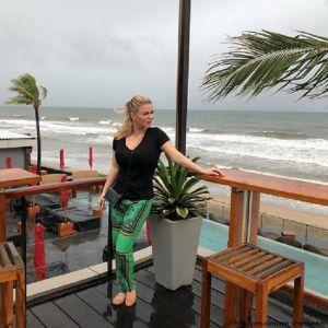 Подробнее: Анна Семенович на Бали столкнулась в бассейне с крокодилом