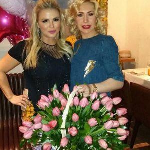 Подробнее: Анна Семенович широко отпраздновала свой день рождения