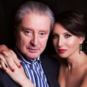 Подробнее: Отец Алики Смеховой справил свой 75 день рождения