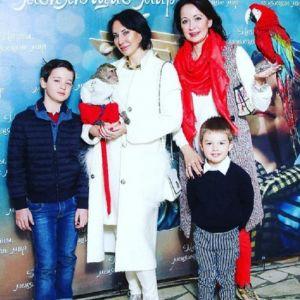 Подробнее: Алике Смеховой впервые придется на месяц расстаться с младшим сыном