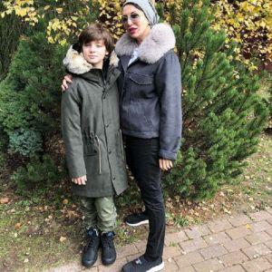 Подробнее: Алика Смехова заранее позаботилась о здоровье младшего сына