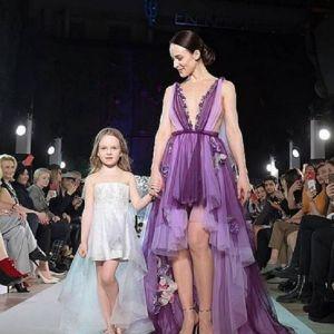 Подробнее: Анна Снаткина вывела свою дочь на подиум