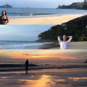 Подробнее: Дочери Анны Снаткиной очень понравилось жить в Таиланде