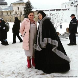 Подробнее: Юлия Снигирь играет знаменитую помещицу Салтычиху в сериале «Кровавая барыня»