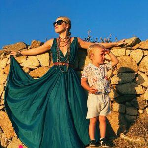 Подробнее: Ксения Собчак показала, как ее четырехлетний сын умеет плавать