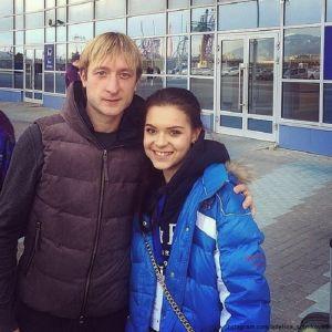 Подробнее: Евгений Плющенко советует Аделине Сотниковой завершить спортивную карьеру