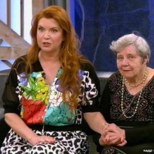 Подробнее: Вера Сотникова потеряла свою маму