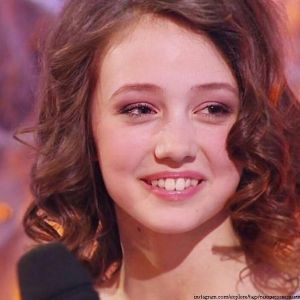 Подробнее: «Папина дочка» Катя Старшова пока не собирается идти в актрисы