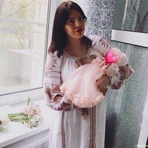 Подробнее: Анастасия Стоцкая рассказала о новорожденной дочери