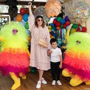 Подробнее: Анастасия Стоцкая устроила шикарный день рождения сыну