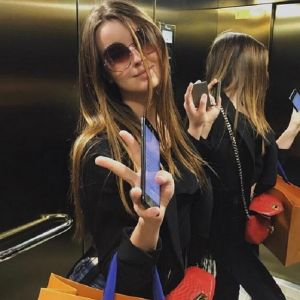 Подробнее: Младшая дочь Екатерины Стриженовой  снялась в рекламной фотосессии
