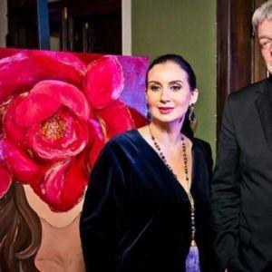 Подробнее: Александр Стриженов  узнал свою жену на картине