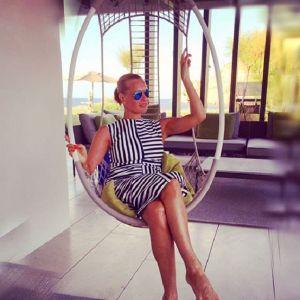 Подробнее: Олеся Судзиловская пожаловалась на свою фигуру