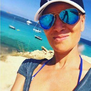 Подробнее: Олеся Судзиловская расслабляется на Ибице