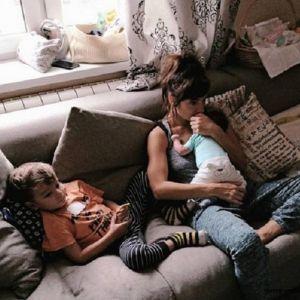 Подробнее: Светлана Светикова поделилась снимком сына всего через несколько недель после родов