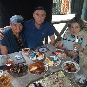 Подробнее: Сергей Светлаков «русский против немца в день победы»