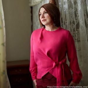Подробнее: Роза Сябитова продвигает свою дочь на телевидении