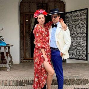 Подробнее: Бойфренд Марии Шараповой организовал  в честь своего юбилея испанскую вечеринку