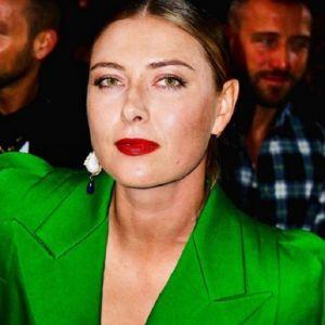 Подробнее: Мария Шарапова появилась на Неделе моды в Париже вместе с возлюбленным Александром Гилксом