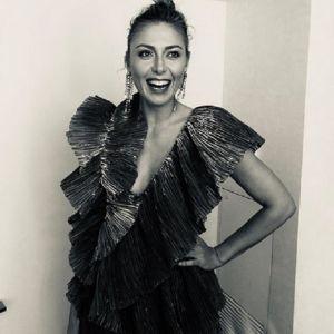 Подробнее: Мария Шарапова в наряде от Lanvin продемонстрировала бесконечные ноги на вечеринке премии «Оскар»