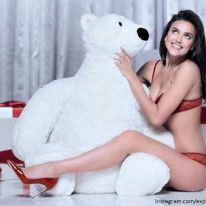 Подробнее:  Ирина Шейк рекламирует новогоднее нижнее белье