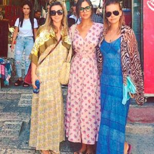 Подробнее: Ирина Шейк наслаждается отдыхом в Израиле с сестрой и подругами