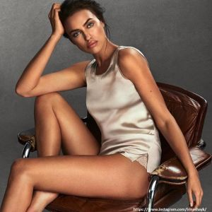 Подробнее: Ирина Шейк рассказала неожиданный способ похудения