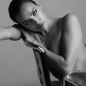 Подробнее: Ирина Шейк снялась обнаженной для рекламы