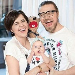 Подробнее: Ольга Шелест показала фото новорожденной дочки