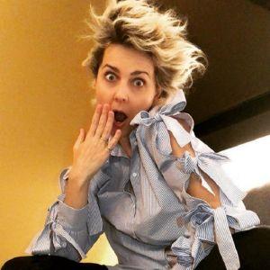 Подробнее: Ольга Шелест сняла забавное видео смены своего имиджа