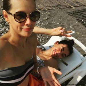 Подробнее: Катерина Шпица поделилась первым за четыре года фото в купальнике
