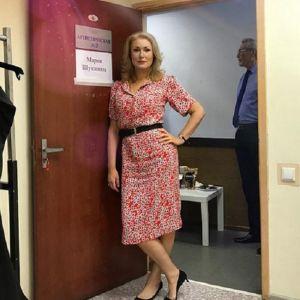 Подробнее: Марию Шукшину едва не задавили поклонники