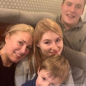 Подробнее: Мария Шукшина впервые встретилась с 2-летним внуком от Фреи Зильбер