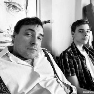 Подробнее: Евгений Цыганов поделился фото 15-летнего сына от Ирины Леоновой