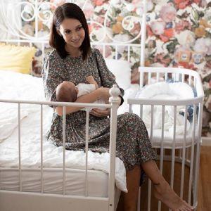 Подробнее: Анастасия Цветаева представила новорожденного сына поклонникам
