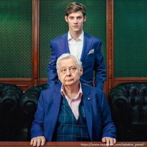 Подробнее: Станислав Садальский больше всех жалеет младшего сына Олега Табакова