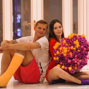 Подробнее: Жена Дмитрия Тарасова, Анастасия Костенко поделилась милейшим фото с дочерью