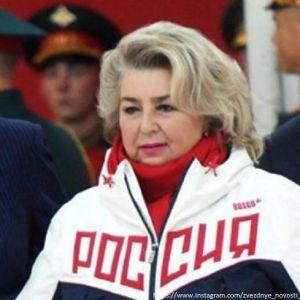 Подробнее: Татьяна Тарасова рассказала о своей личной жизни