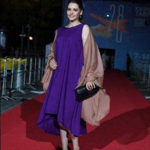 Подробнее: Глафира Тарханова собирается родить со дня на день, но пропустить «Кинотавр» она не смогла