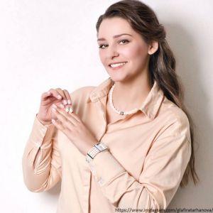 Подробнее: Глафира Тарханова поделилась фото в купальнике
