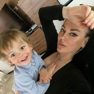 Подробнее: Татьяна Терешина поделилась милым видео с годовалым сыном