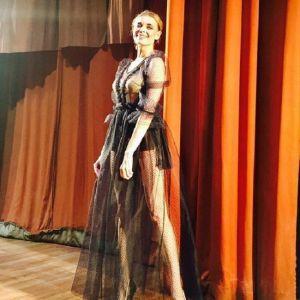 Подробнее: Любовь Толкалина надела практически прозрачное платье