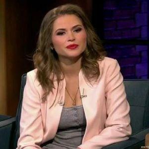 Подробнее: Юлия Топольницкая хотела быть директором дворников