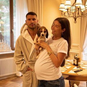 Подробнее: Беременная Кети Топурия зарегистрировала брак с отцом своего ребенка