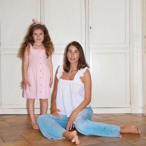 Подробнее: Кети Топурия снялась в рекламной фотосессии вместе с 5-летней дочкой
