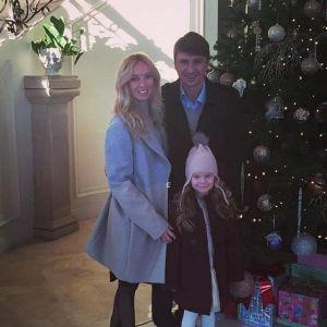 Подробнее: Татьяна Тотьмянина и Алексей Ягудин показали крошку Мишель