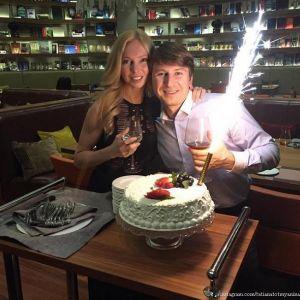 Подробнее: Фото со свадьбы Татьяны Тотьмяниной и Алексея Ягудина