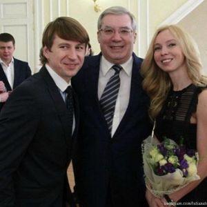Подробнее: Видео со свадебной церемонии Алексея Ягудина и Татьяны Тотьмяниной
