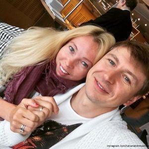 Подробнее: Алексей Ягудин и Татьяна Тотьмянина  отправились на «медовую» неделю в Ниццу